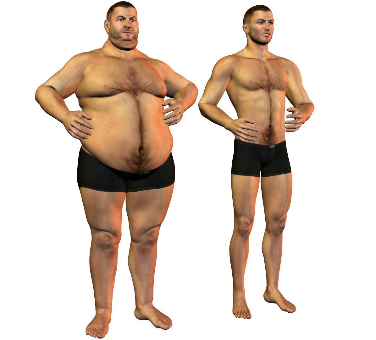 BMI berechnen und abnehmen