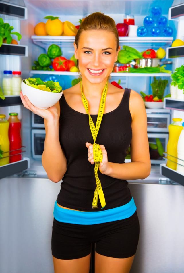 Fettabbau durch Diäten