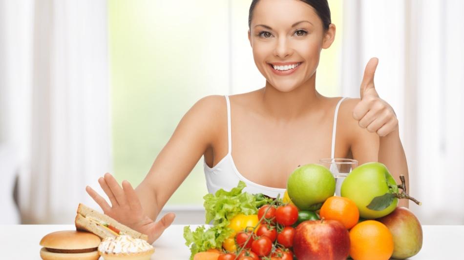 Ernährung um Fett abzubauen