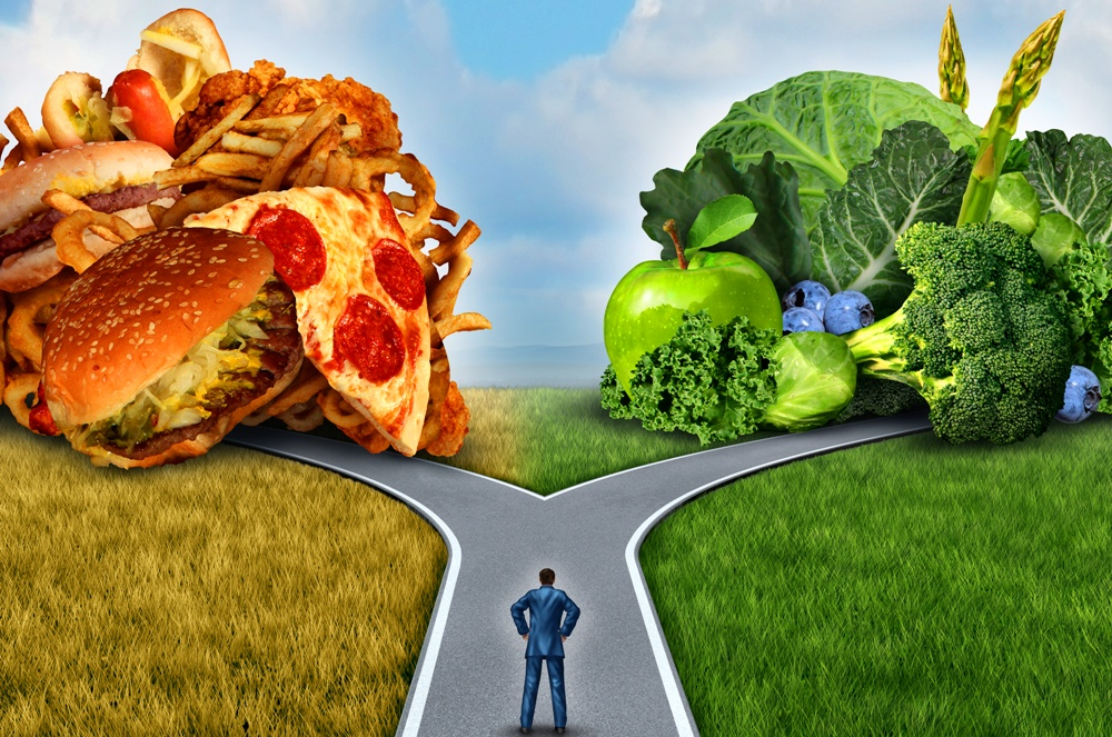 Fettabbau mit Diät