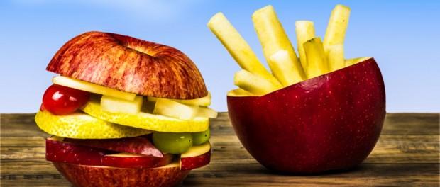 Frisch und gesund abnehmen
